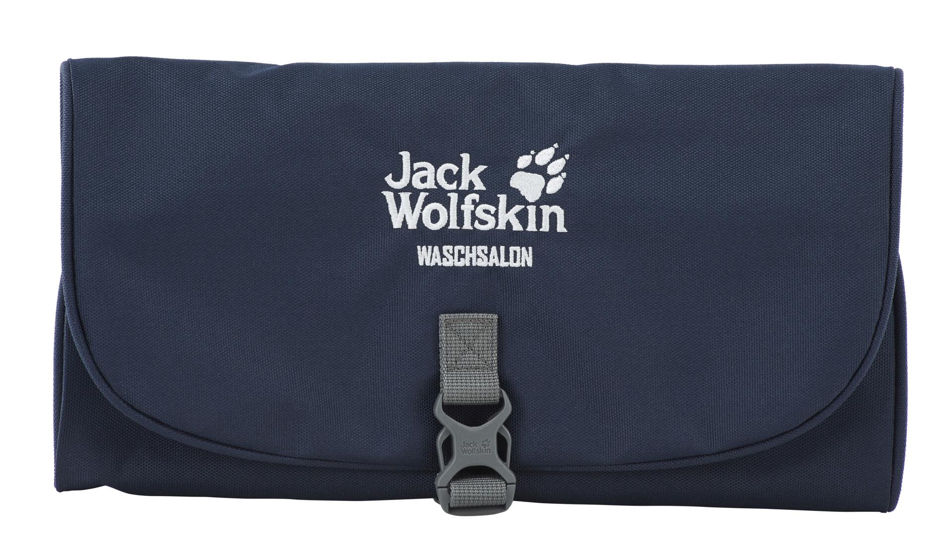 Jack Wolfskin Kulturbeutel Waschsalon Koffer, Rucksäcke